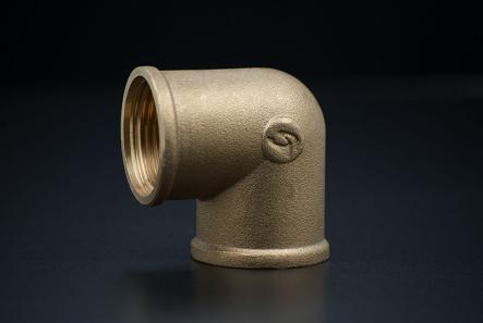 Brass Elbow 90 degree - 1 Inch / FxF