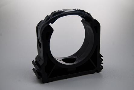 PP Rohrschelle  - 50mm / mit Bügel