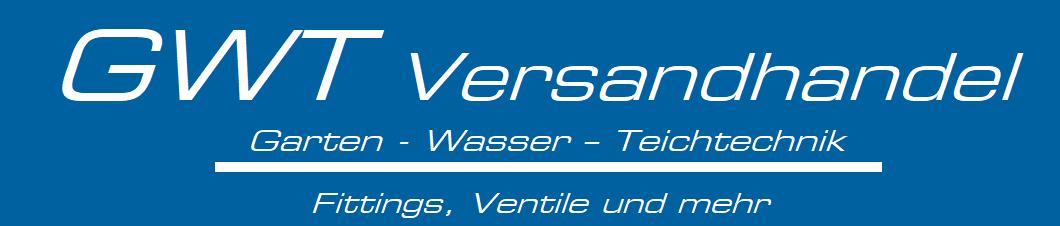 GWT Versandhandel - Fittings, Valves & More-Logo