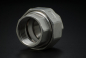 Preview: Stainless Steel Union Coupler Conical - 3/4 Inch / Female Thread x Female Thread