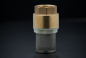 Preview: Brass Foot Valve - 1 1/4 inch / F