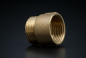 Preview: Brass CYLINDRICAL EXTENSION - 1 x 25mm / FxM x MM