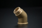 Preview: Brass Elbow 45 degree - 1/2 Inch / FxM