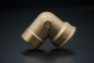 Preview: Brass Elbow 90 degree - 1 1/4 Inch / FxM