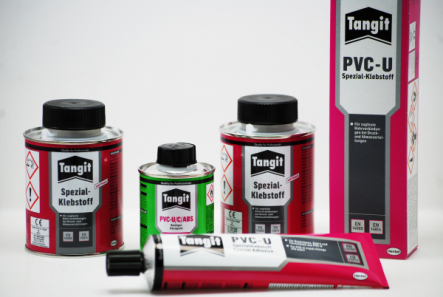 Tangit adhesive & Tangit cleaner for PVC-U