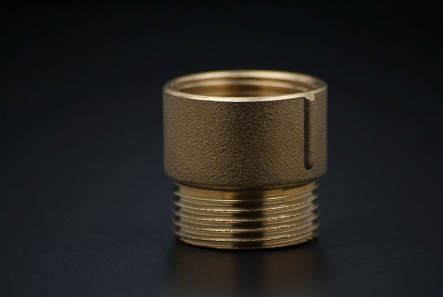 Brass CYLINDRICAL EXTENSION - 1 x 25mm / FxM x MM