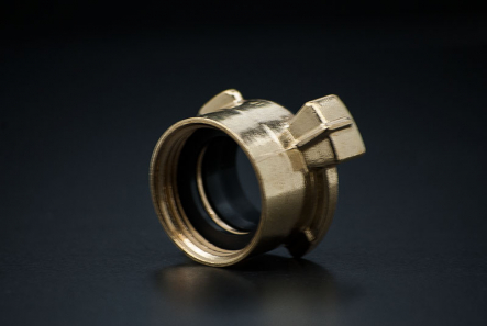 Brass Fast Coupler with female thread - 1 Inch / F