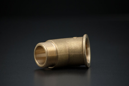 Brass Elbow 45 degree - 1/2 Inch / FxM