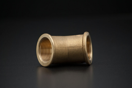 Brass Elbow 45 degree - 3/8 Inch / FxF