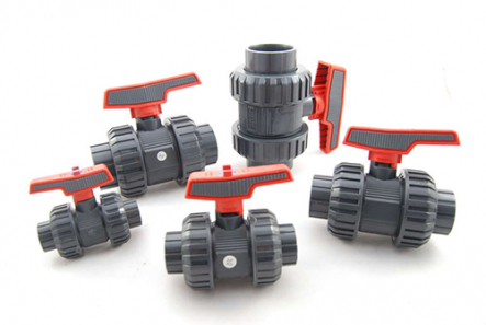 PVC-U ball valve STD industrial series Cepex