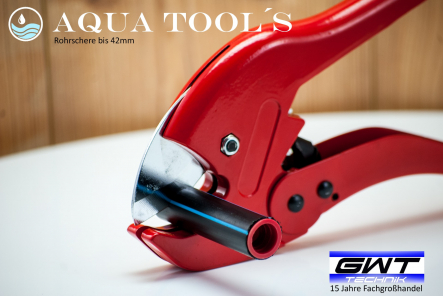 Tube & tube cutter up to 42 mm