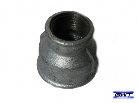 Malleable cast iron reducer No. 240