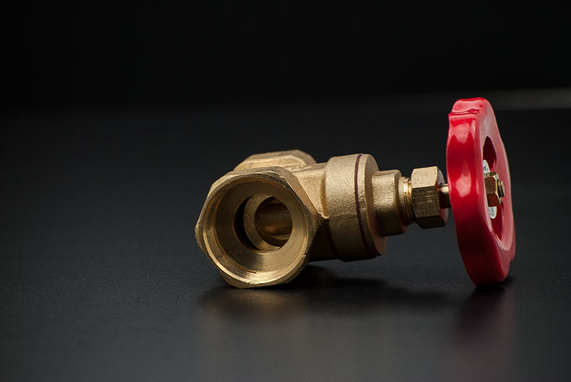 Brass Coupling Sleeve Slider - 3/4 inch / IG x IG