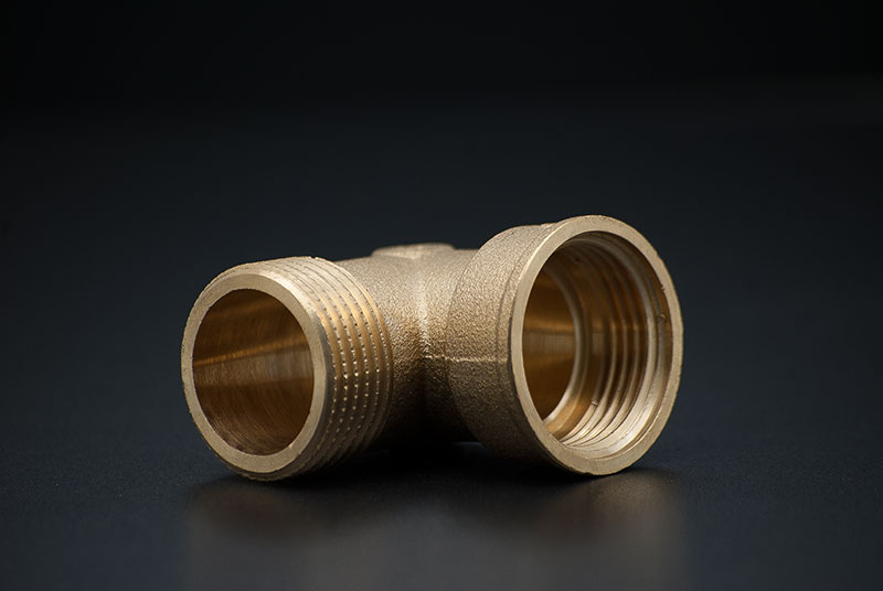 Brass Elbow 90 degree - 1 1/4 Inch / FxM